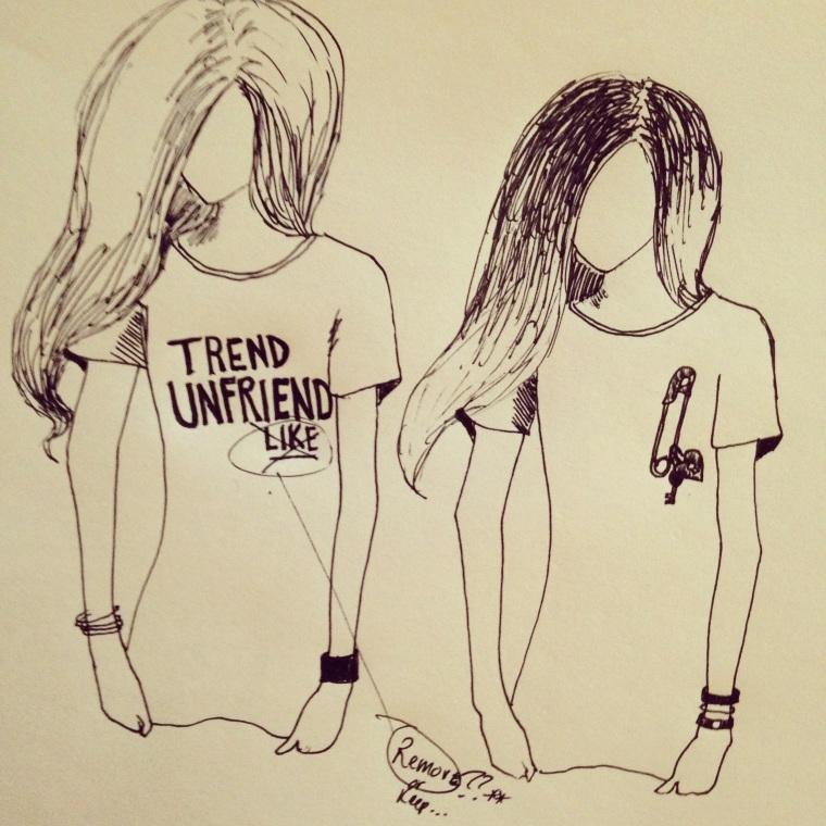 Trend Unfriend